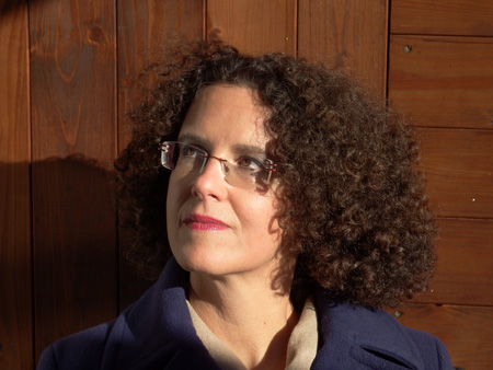 Portrait der Autorin Manuela Krämer