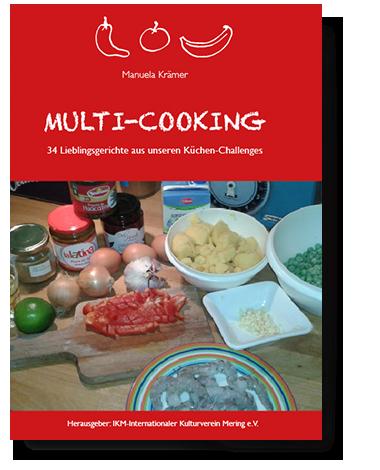 Multi-Cooking Kochbuch